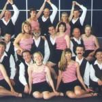 The Ceroc Brisbane team in 2003.